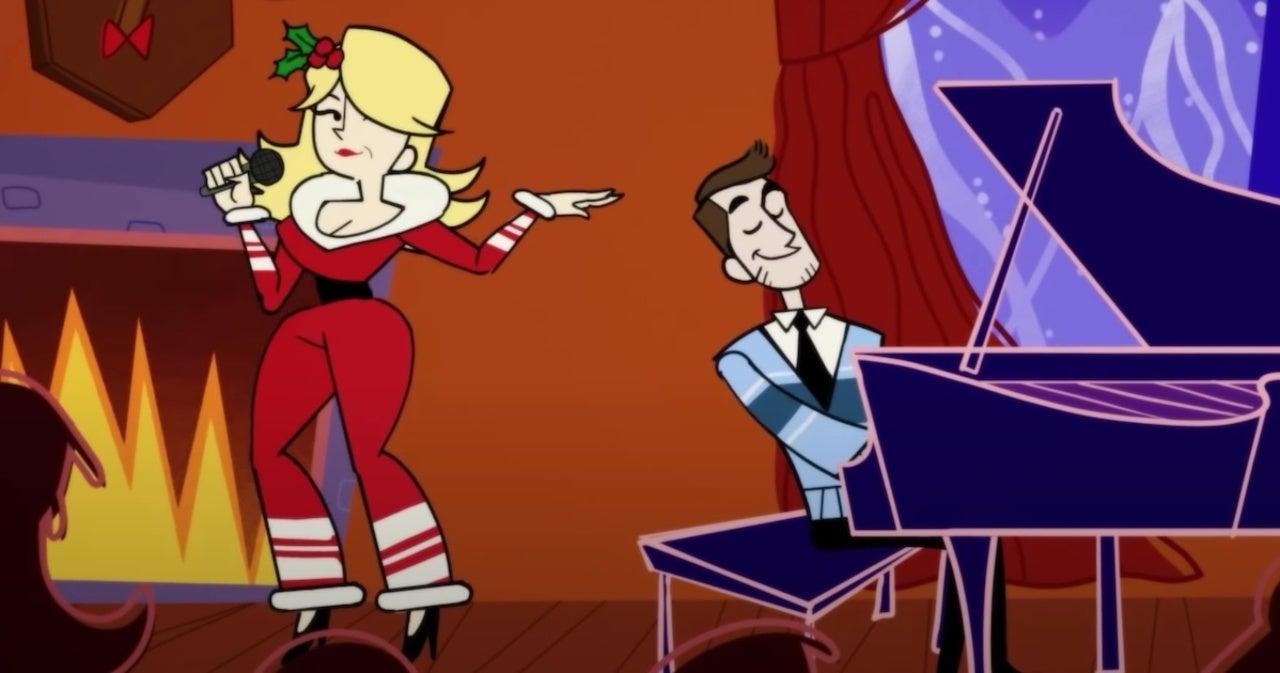 Heb jij het kerstduet van Michael Bublé en Dolly Parton al gehoord?