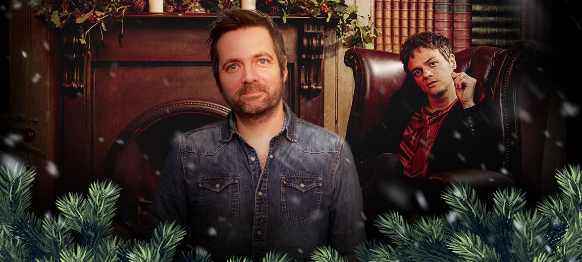 Jamie Cullum schreef steengoed kerstalbum in korte broek en slippers