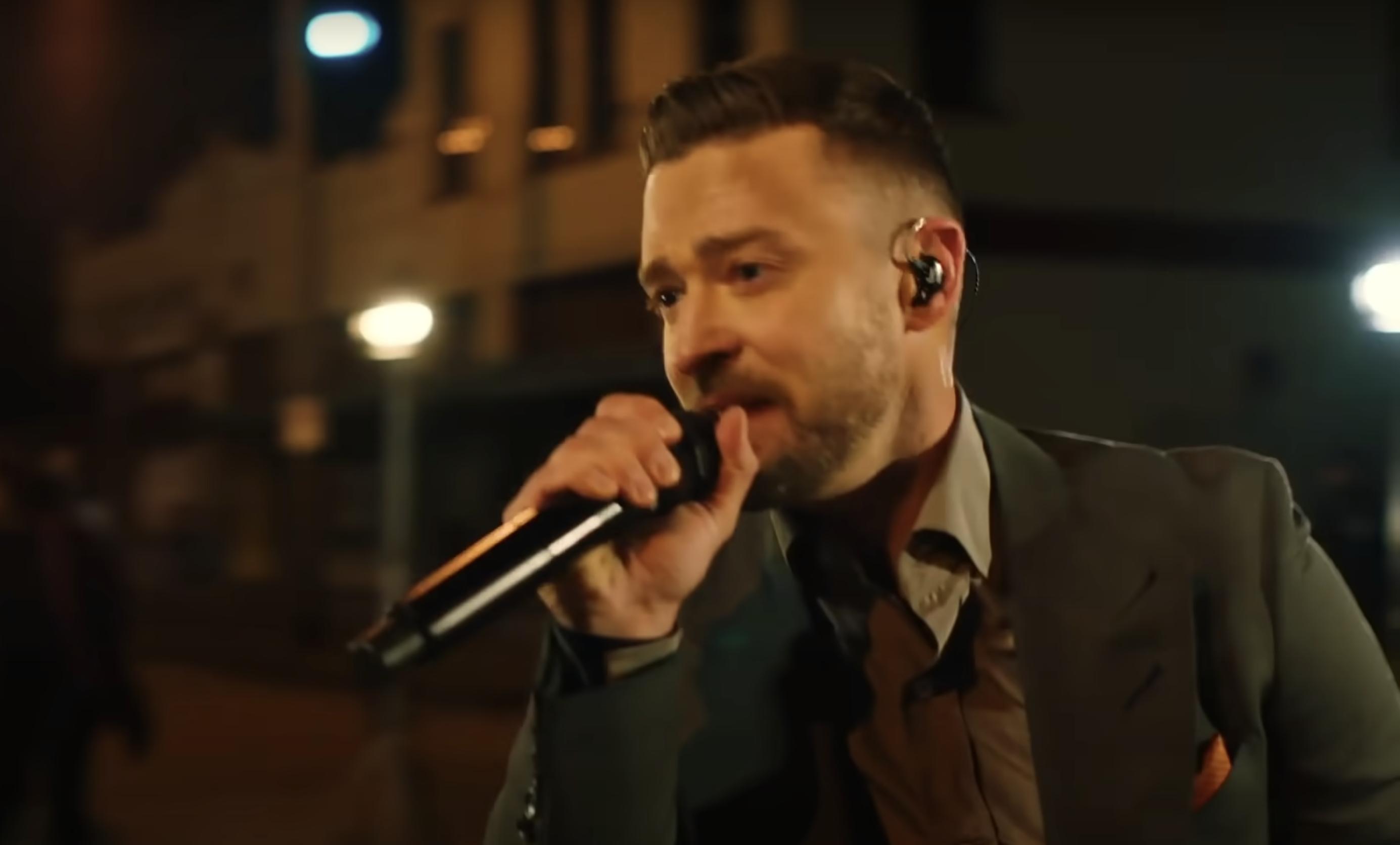 Bekijk de inauguratie-optredens van onder meer Justin Timberlake en John Legend