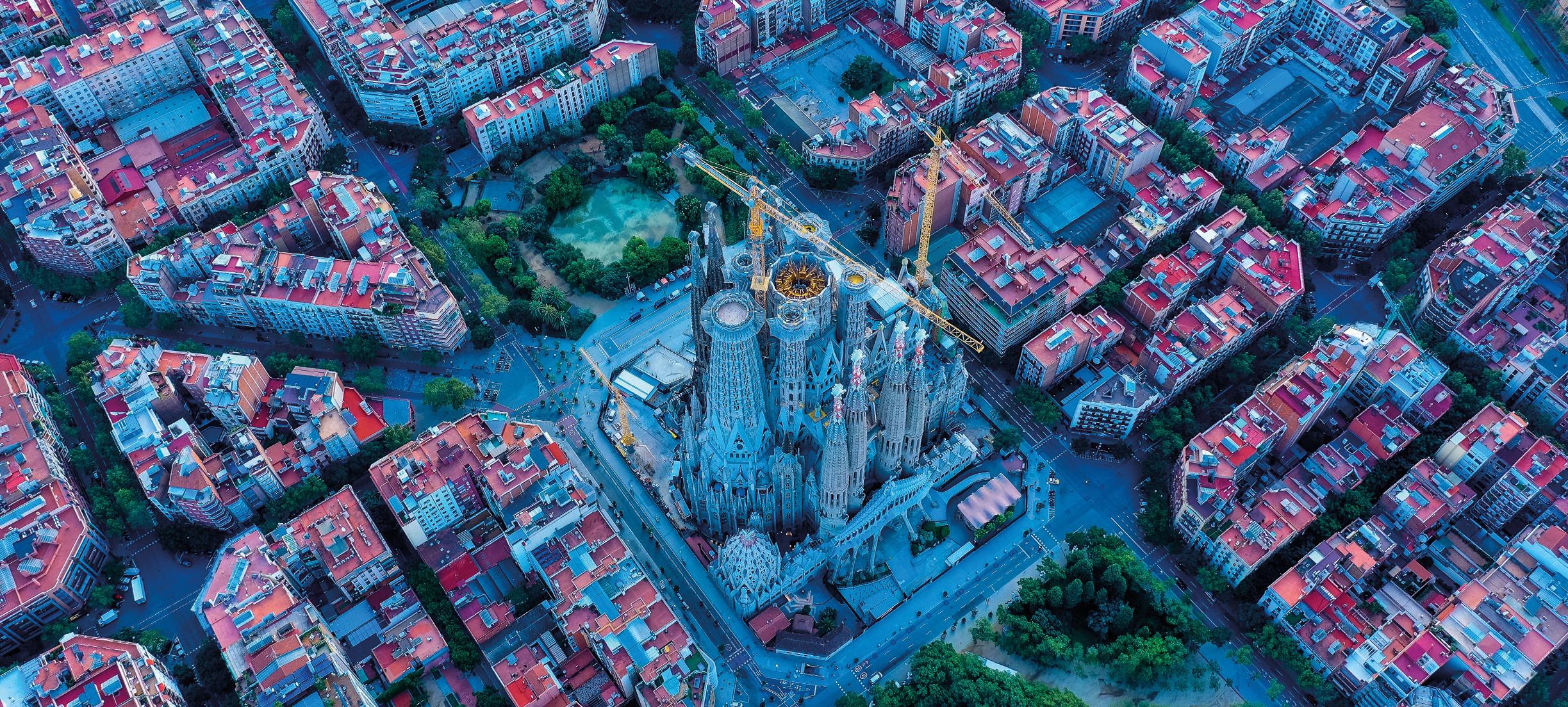 De dag in vooruitgang: Barcelona wordt wilder – en meer