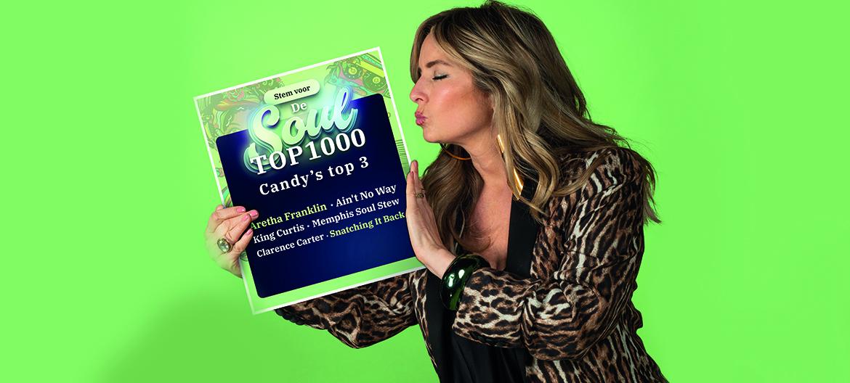Dit zijn Candy Dulfers' 3 favoriete soulnummers