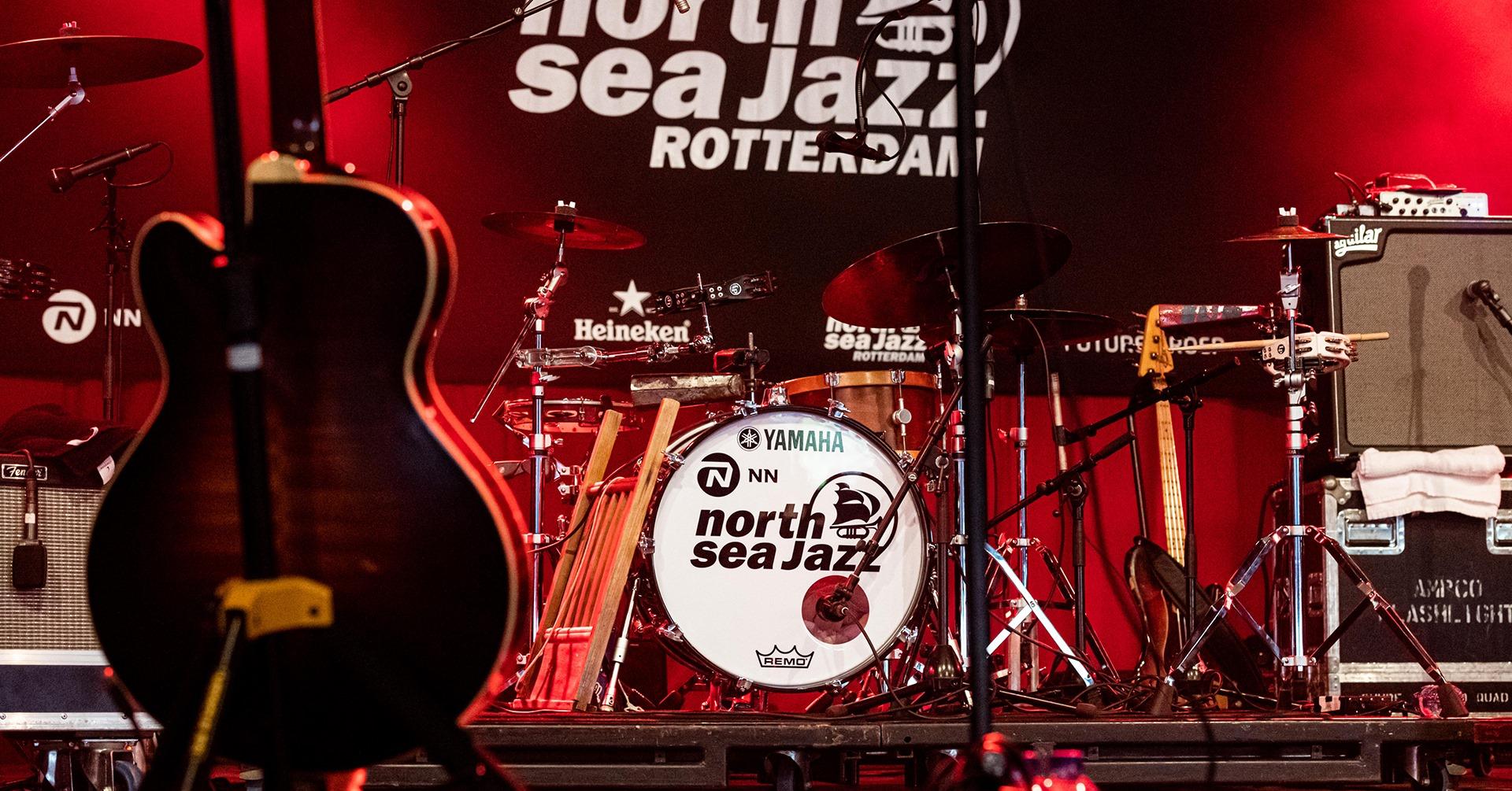NN North Sea Jazz Festival verplaatst naar 2022