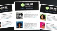 inschrijven nieuwsbrief sublime