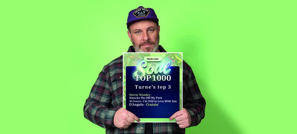 Soul Top 1000 DJ Turne