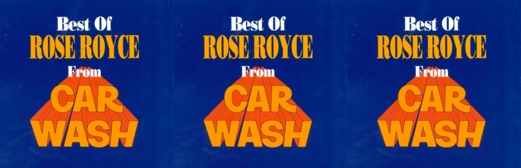 carwash rose royce podcast muziek soul