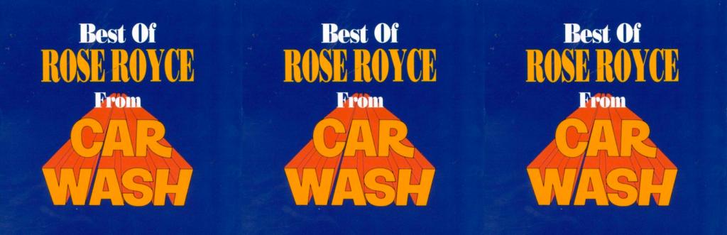 carwash rose royce podcast muziek soul