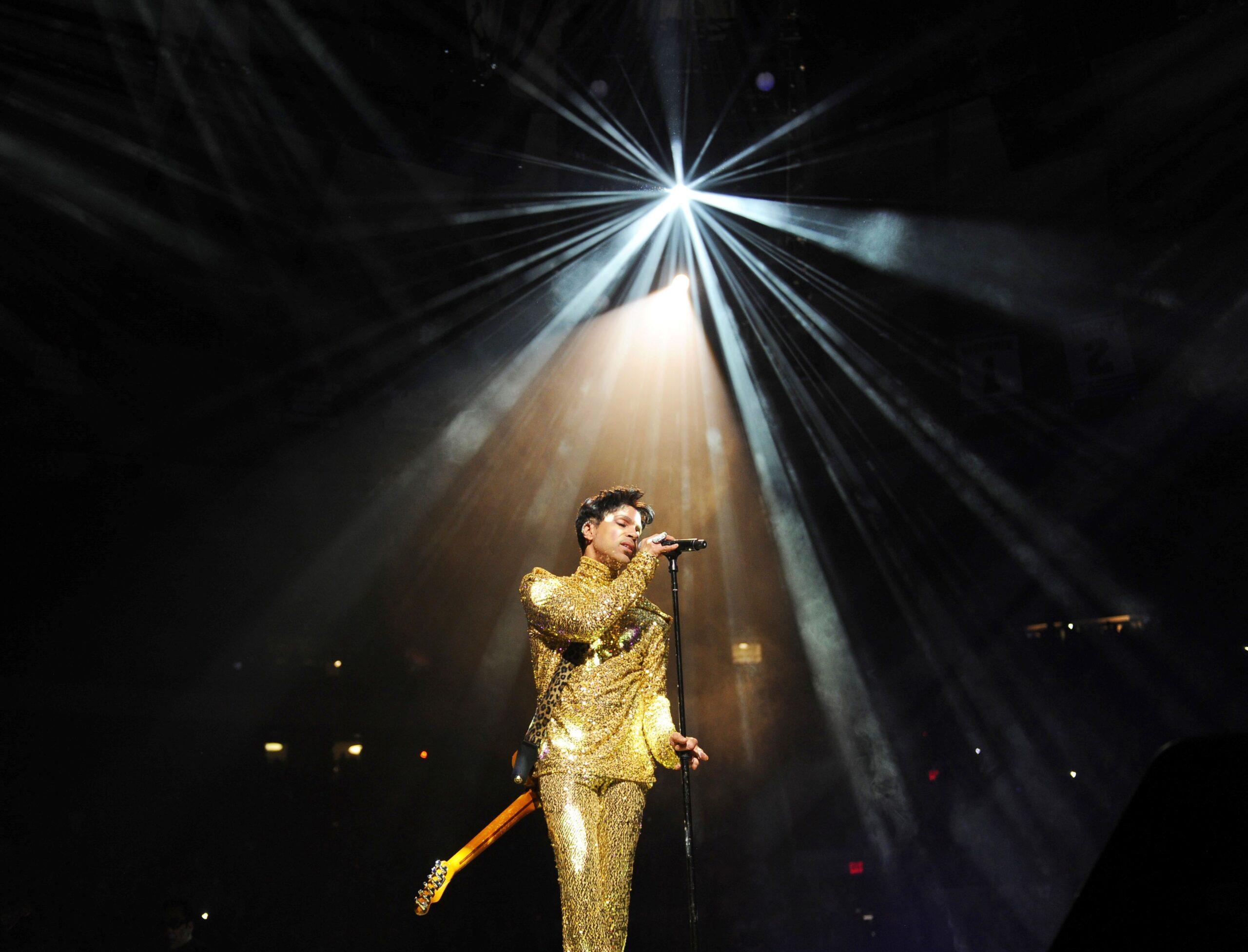 Postuum nieuw album van Prince aangekondigd Welcome 2 America