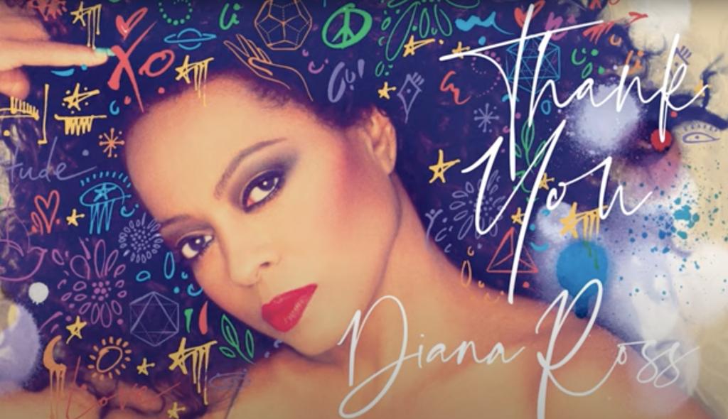 Diana Ross nieuw album Thank You