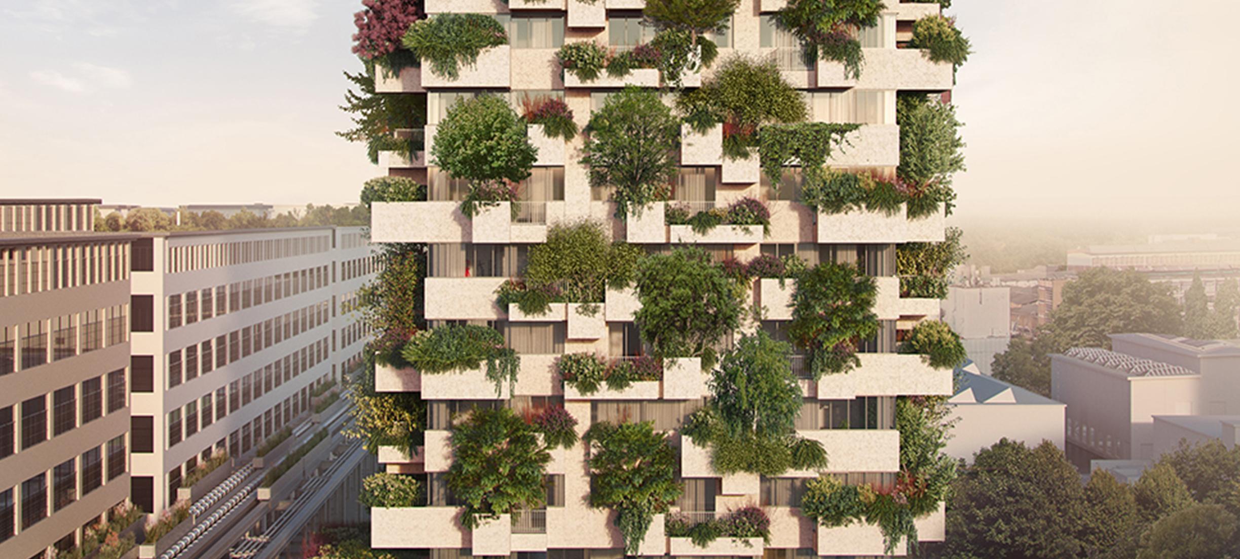 Eindhoven laat zien dat sociale woningbouw spectaculair groen kan zijn, en meer nieuws