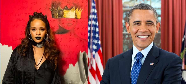 Dit zijn de favoriete zomerliedjes van Barack Obama