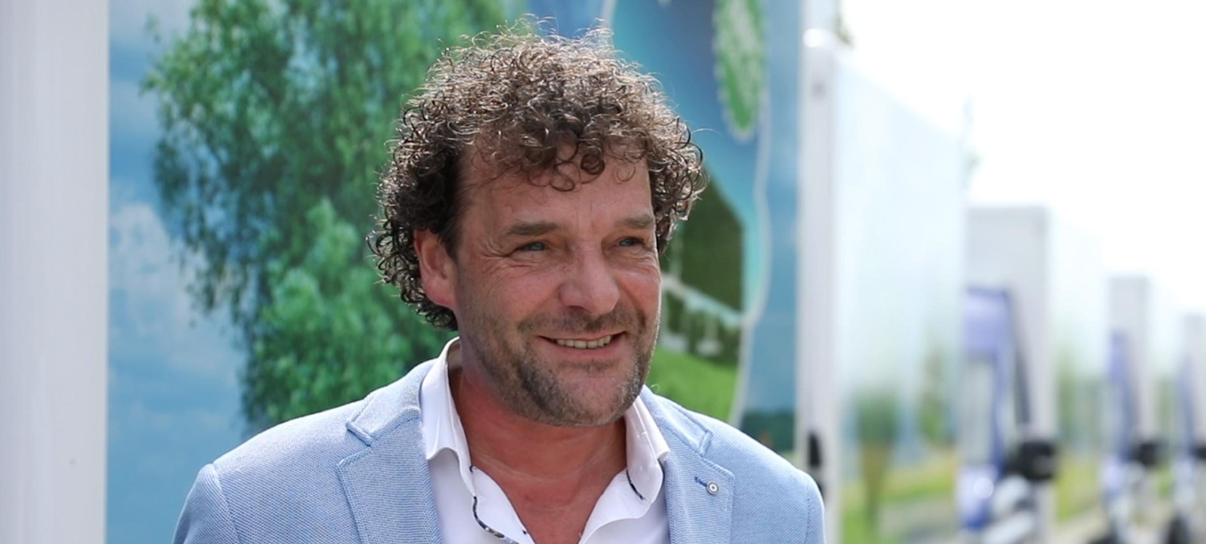 Ondernemer Andries Vlot: 'Ik weet zeker dat duurzaam goedkoper is'