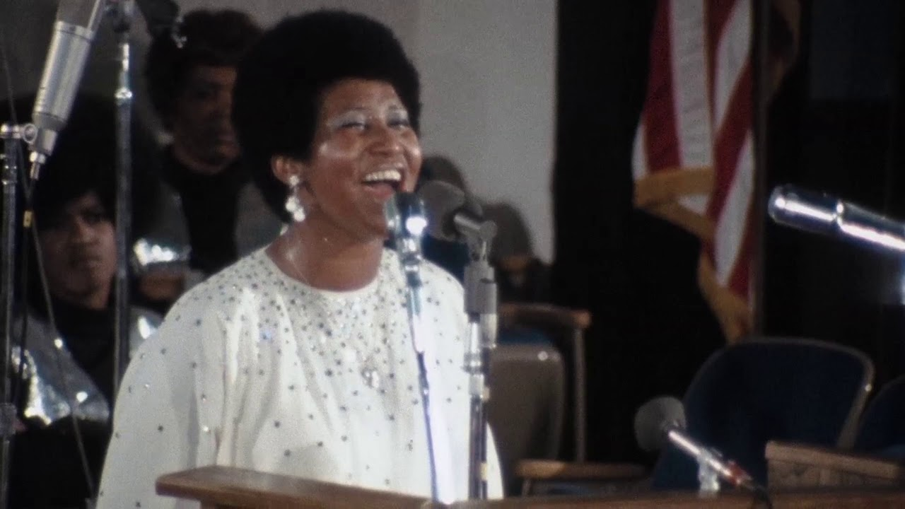 Luister naar Aretha Franklin-dag op Sublime