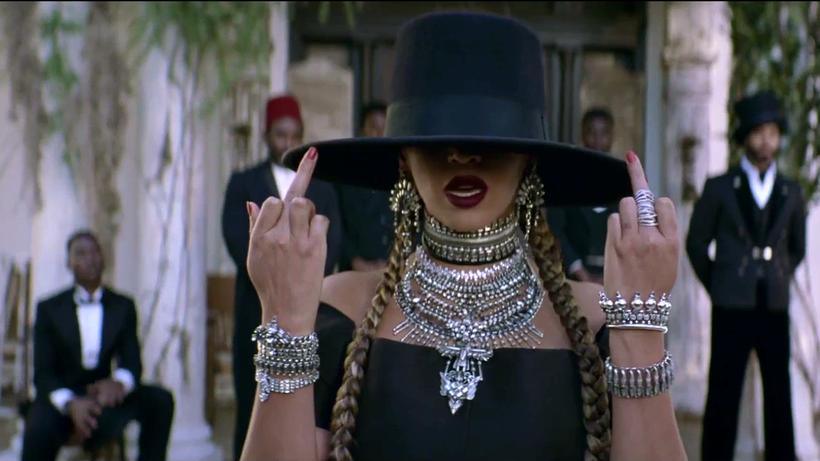 Formation van Beyoncé uitgeroepen tot beste videoclip ooit