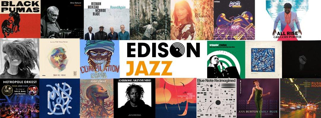 Nominaties Edison Jazz 2021 bekend