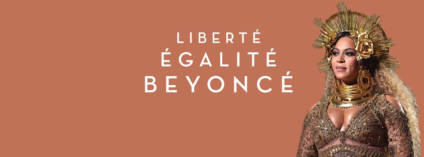 Win het boek 'Liberté Égalite Beyoncé'
